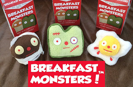 Breakfast Monsters